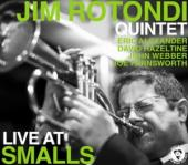 Album artwork for Jim Rotondi Quintet: Live At Smalls
