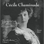Album artwork for C. Chaminade: Her Complete Recordings