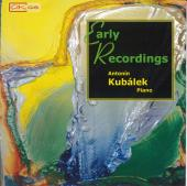 Album artwork for Antonin Kubalek: Early Recordings