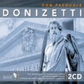 Album artwork for Donizetti: DON PASQUALE
