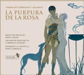 Album artwork for Velasco: La Purpura de la Rosa (opera)