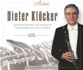 Album artwork for Dieter Klocker: Thhe Explorer with the Clarinet