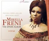 Album artwork for Mirella Freni: The Opera Album