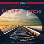 Album artwork for TAKE FOUR GUITAR QUARTET / Orient Express