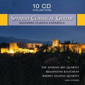 Album artwork for Spanish Classical Guitar