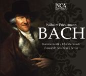 Album artwork for W.F. Bach: Chamber Music