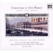 Album artwork for Christmas at San Marco / Vocal Consort Dresden