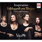 Album artwork for Hildegard von Bingen: Inspiration /  VocaMe