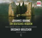 Album artwork for Brahms: Ein Deutches Requiem / Dresdner Kreuzchor
