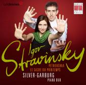 Album artwork for Stravinsky: Petrouchka / Le Sacre du Printemps Pia