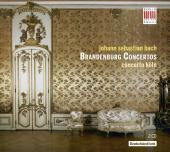 Album artwork for Brandenburg Concertos 1-6