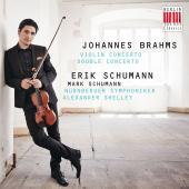 Album artwork for BRAHMS: VIOLIN CONCERTO
