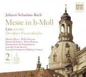 Album artwork for BACH: MASS IN B MINOR