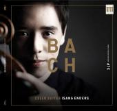 Album artwork for Bach: Cello Suites 1-6 (Vinyl) / Isang Enders