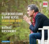 Album artwork for Felix Mendelssohn & Fanny Hensel: