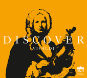 Album artwork for DISCOVER VIVALDI