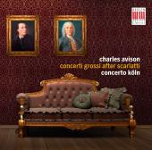 Album artwork for CONCERTOS AFTER SCARLATTI