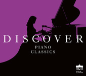 Album artwork for DISCOVER PIANO CLASSICS
