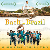 Album artwork for BACH IN BRAZIL
