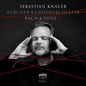Album artwork for V2: BACH & SONS