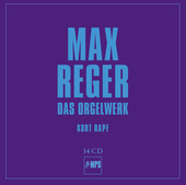 Album artwork for Reger: DAS ORGELWERK