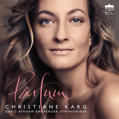 Album artwork for PARFUM / Christiane Karg