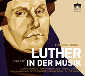 Album artwork for LUTHER IN MUSIC