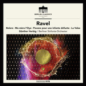 Album artwork for RAVEL: SYMPHONIC WORKS