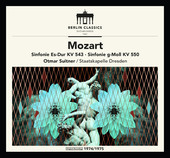 Album artwork for MOZART: SYMPHONIES