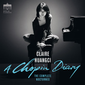 Album artwork for CHOPIN DIARY - COMPLETE NOCTURNES