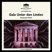 Album artwork for GALA UNTER DEN LINDEN