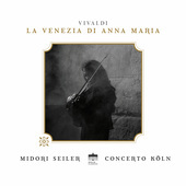 Album artwork for LA VENEZIA DI ANNA MARIA