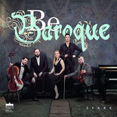 Album artwork for BE BAROQUE