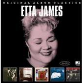 Album artwork for Etta James Original Album Classics