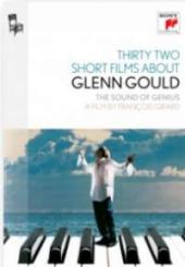 Album artwork for Thirty-Two Short Films about Glenn Gould