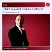Album artwork for Beethoven: The Symphonies / Leinsdorf