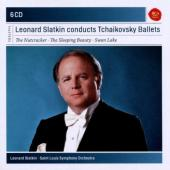 Album artwork for Tchaikovsky: The Ballets / Slatkin