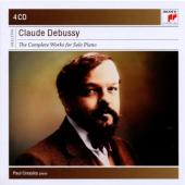 Album artwork for Debussy : Complete Piano Works / Crossley
