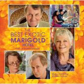 Album artwork for The Best Exotic Marigold Hotel OST