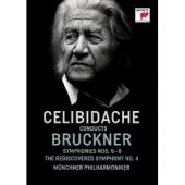 Album artwork for Celibidache conducts Bruckner Sym Nos 6-8