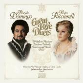 Album artwork for Plácido Domingo, Katia Ricciarelli: Great Love Du