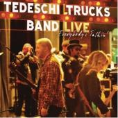 Album artwork for Tedeschi Trucks Band Live : Everybody's Talkin'
