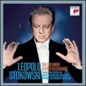Album artwork for Leopold Stokowski The Columbia Stereo Recordings