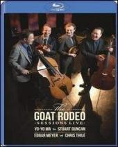 Album artwork for Yo-Yo Ma: The Goat Rodeo Sessions Live