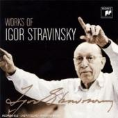 Album artwork for Igor Stravinsky: The Works