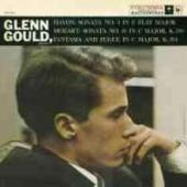 Album artwork for Haydn & Mozart / Glenn Gould