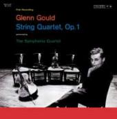 Album artwork for Glenn Gould: String Quartet, op.1 / Symphonia Quar