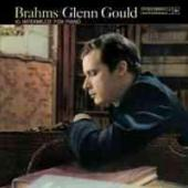 Album artwork for Brahms: Ballades, Rhapsodies etc. / Glenn Gould