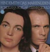 Album artwork for Hindemith: Das Marienleben, Op. 27 / Gould Roslak