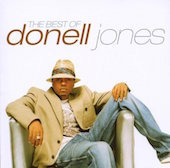 Album artwork for The Best of Donell Jones